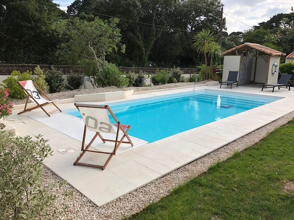 Piscine golf de pornic