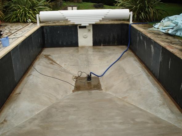 R novation de piscine et changement de liner littoral for Prix changement de liner